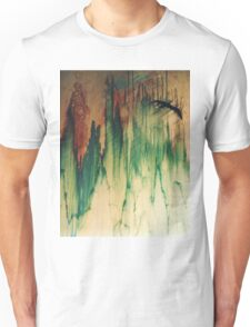 THE WANDERING ALBATROSS TAKES A TRIP Unisex T-Shirt