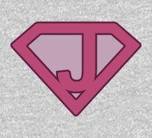 J letter Kids Clothes