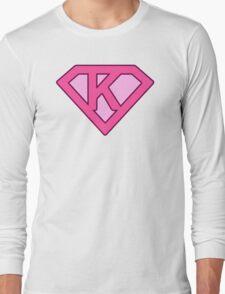K letter Long Sleeve T-Shirt