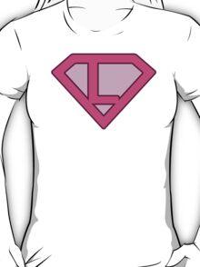 L letter T-Shirt