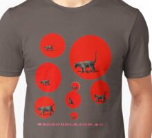 Cats in a Red Bubble Unisex T-Shirt