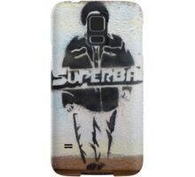 Superbad graffiti Samsung Galaxy Case/Skin