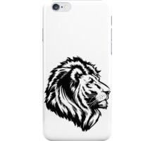 King of the Pride BLACK iPhone Case/Skin