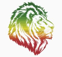 King of the Pride RASTA Kids Clothes