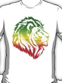 King of the Pride RASTA T-Shirt