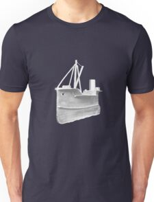 Knitted Boat Unisex T-Shirt
