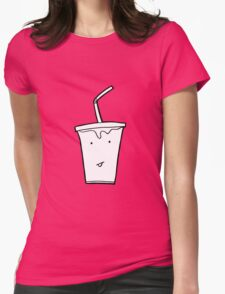 SODA BOY Womens Fitted T-Shirt