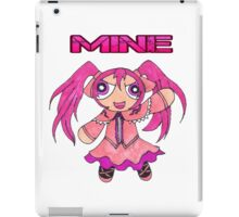 Mine Puff iPad Case/Skin