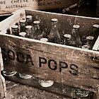 Soda Pop by Jeanette Varcoe.