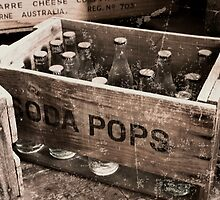 Soda Pop by Jeanette Varcoe.