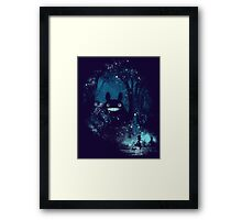 the big friend Framed Print