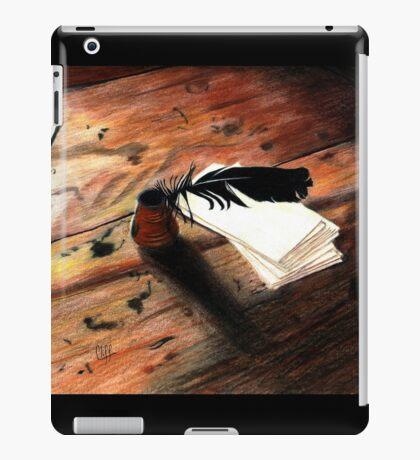 Quill Pen iPad Case/Skin