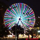 Ferris Wheel  by Tom Newman