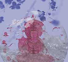 gentle buddha by Ember  Fairbairn