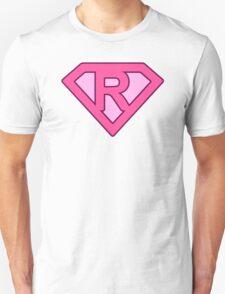 R letter Unisex T-Shirt