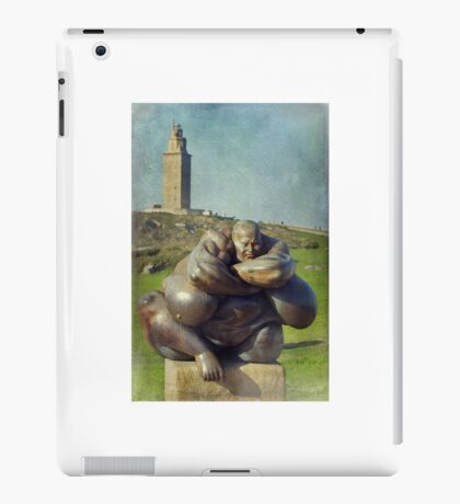 Sculptures iPad Case/Skin