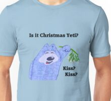 Is it Christmas Yet, Yeti? Unisex T-Shirt