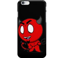 Halloweenies Devil iPhone Case/Skin