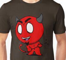 Halloweenies Devil Unisex T-Shirt