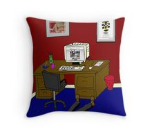 A Sale!!! Throw Pillow