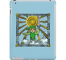 The Legend of Zelda - Link's History by AronGilli iPad Case/Skin