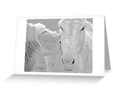 animal lovers Greeting Card