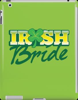 Irish BRIDE great for St Patricks day wedding by jazzydevil