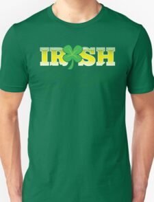 Irish BRIDE great for St Patricks day wedding Unisex T-Shirt