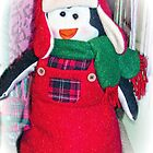 Christmas Penguin  by Susan S. Kline