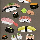 Sushi Party by Jenn Inashvili