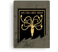 House Greyjoy Canvas Print