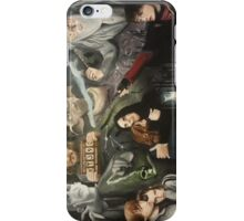 The Deathly Hallows iPhone Case/Skin