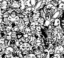 Pokemon 150 Sticker