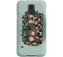 Where the Halflings Are Samsung Galaxy Case/Skin