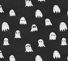 Spooky Spoopy Ghosty by cardboardmisha
