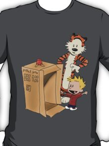 Calvin's new ride T-Shirt