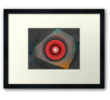 Radar Framed Print