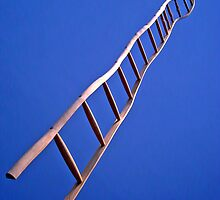 Ladder To The Sky by Michael J Armijo