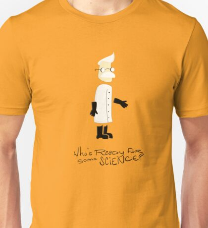 Professor Science Unisex T-Shirt