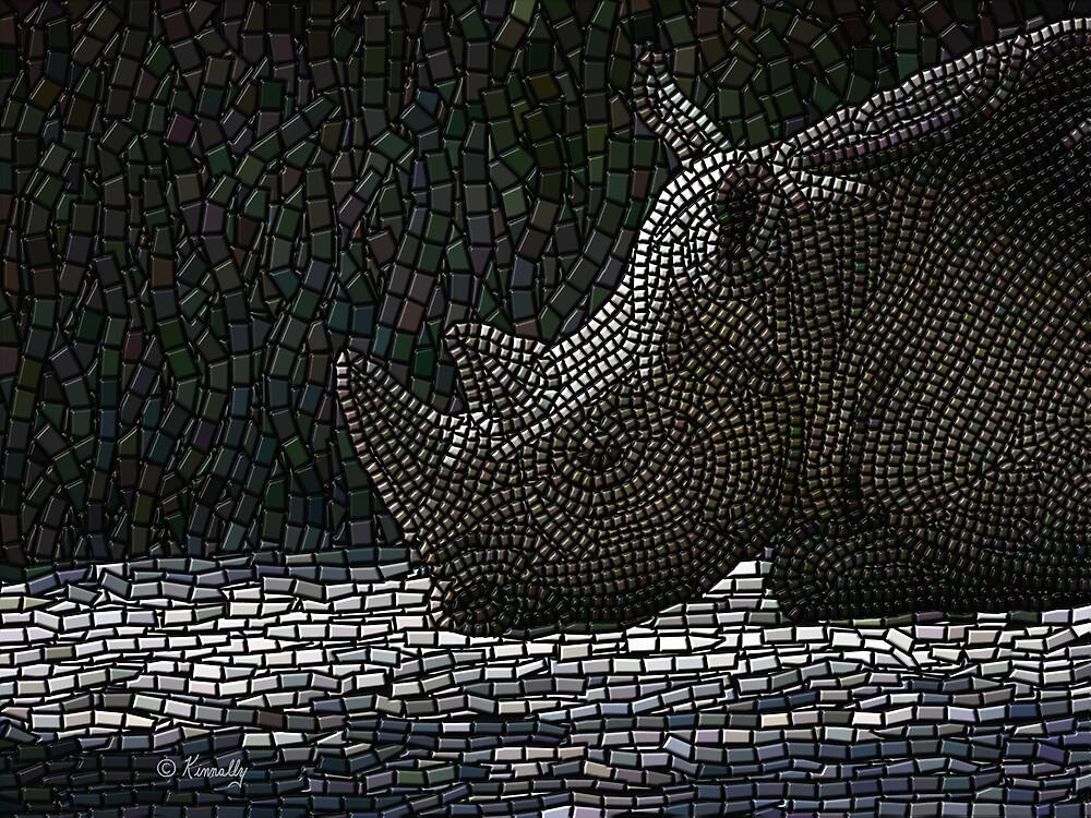 Rhino Ruminations by Kinnally