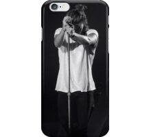 Harry Styles Bun and Mic iPhone Case/Skin