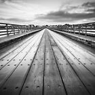 The Wooden Bridge by Martina Fagan