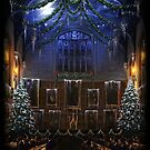 Hogwarts Great Hall - Christmas ver. 2 by Serdd