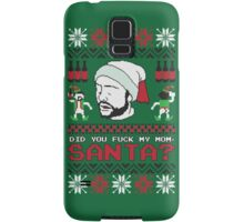 Santa? Samsung Galaxy Case/Skin