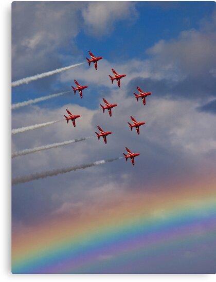Over the Rainbow by Anna Ridley