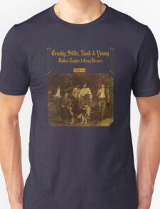 Crosby, Stills, Nash & Young - Deja Vu T-Shirt
