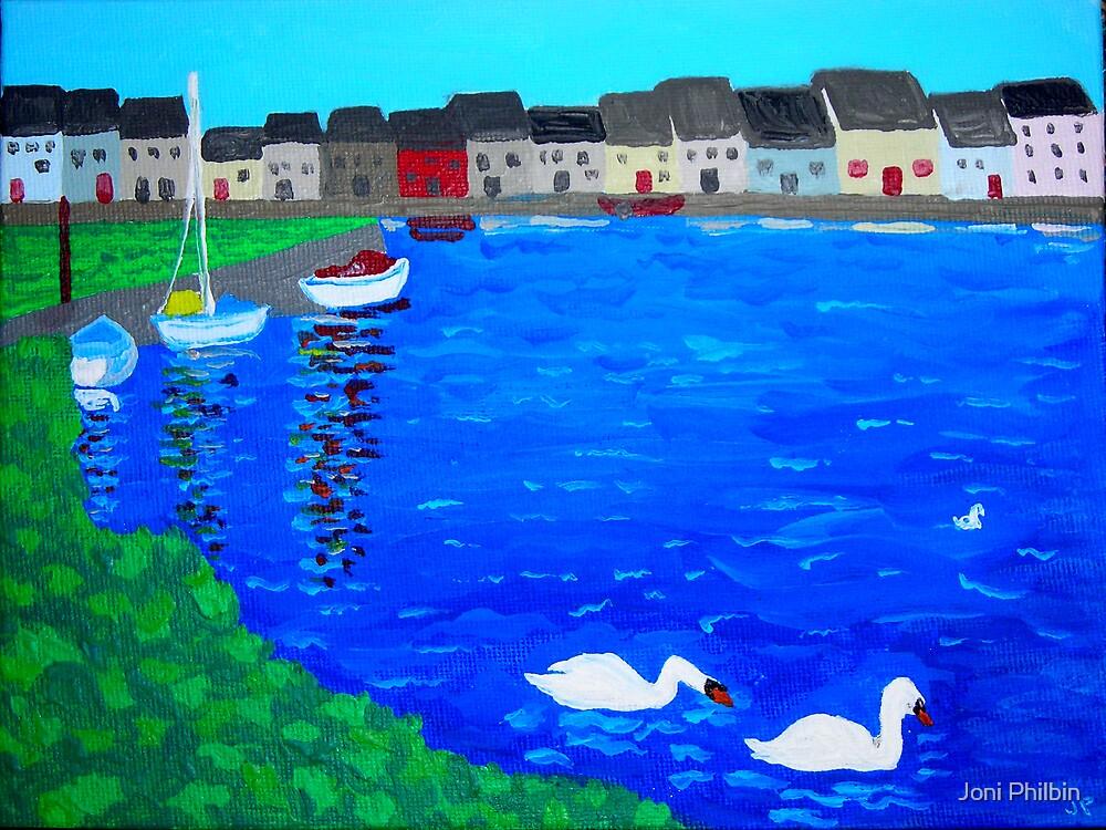 Galway bay by Joni Philbin
