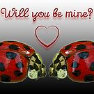 Will you be mine? by Bonnie T.  Barry