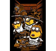 Despicable Rebels Photographic Print