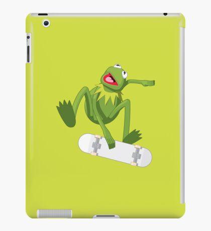 Skate Frog iPad Case/Skin